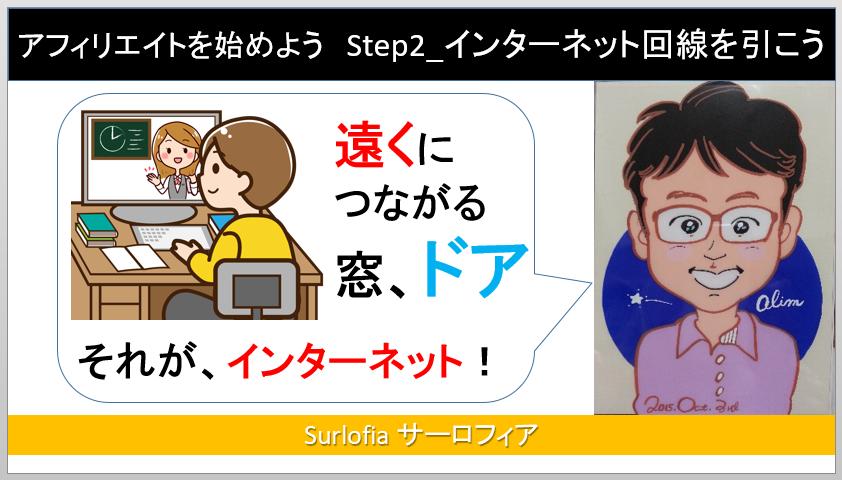 Step2_インターネット回線を引こう